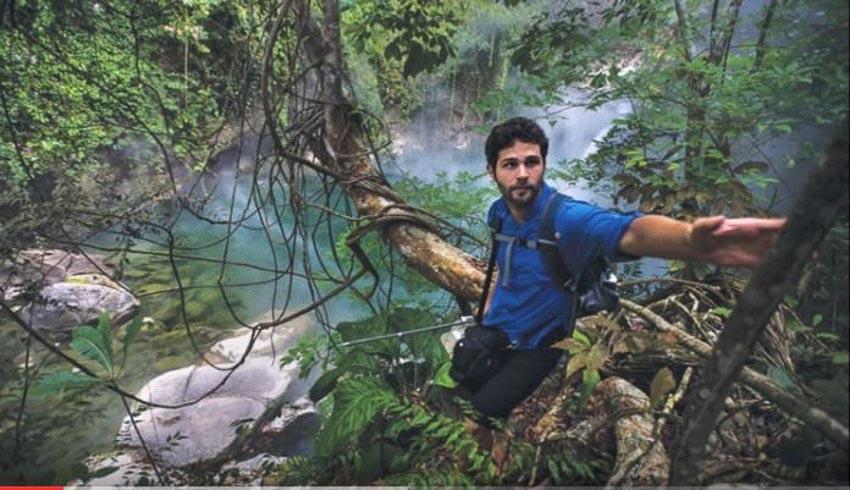Dòng sông nước sôi 97oC trong rừng mưa Amazon - 4