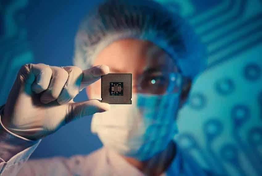 Người gầy dựng nền công nghệ chip bán dẫn của Đài Loan - Bài cuối: Niềm tự hào TSMC - 1