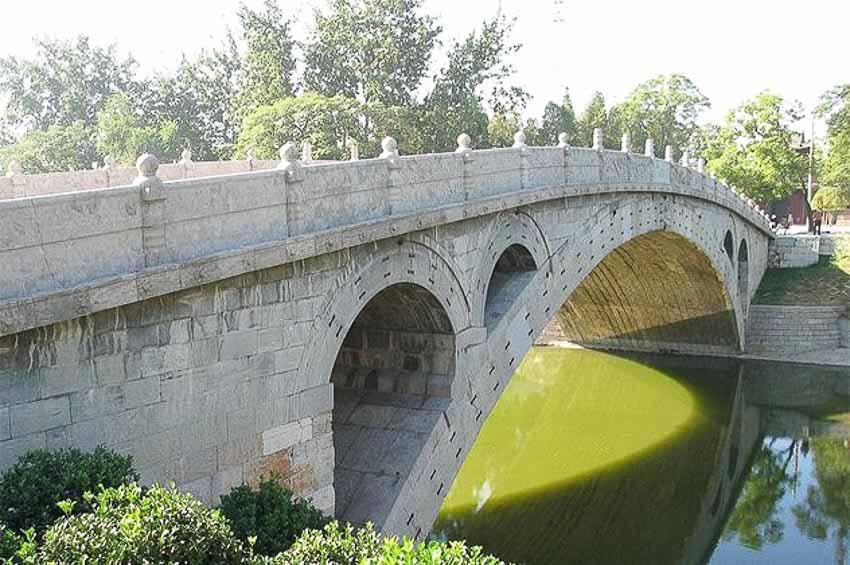 Những cây cầu xưa nhất thế giới - 6
