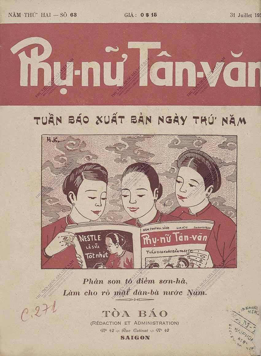 Xuất bản ở Nam bộ giai đoạn cuối thế kỷ XIX - đầu thế kỷ XX - 6