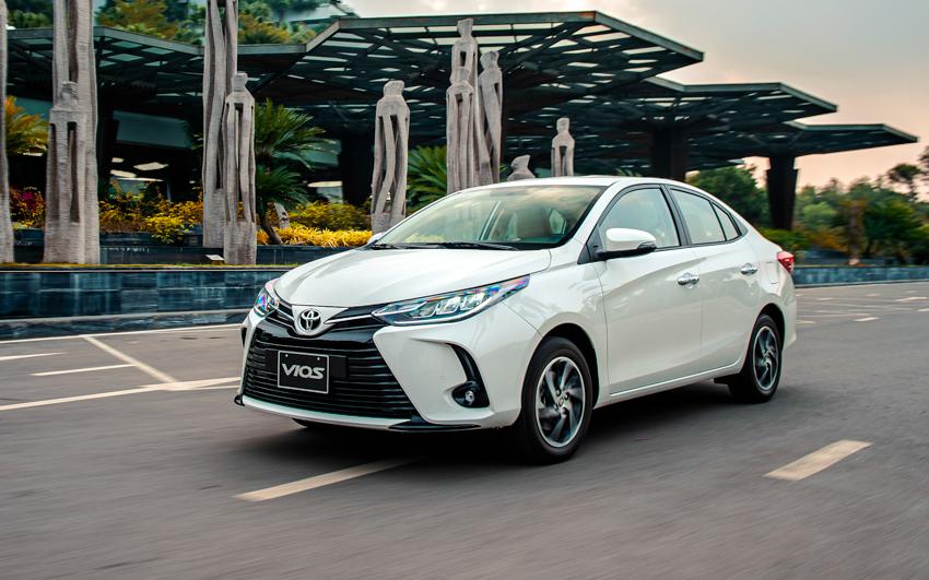 Nhận quà lớn cùng cảm hứng lái bất tận với Vios thế hệ mới của Toyota - 3