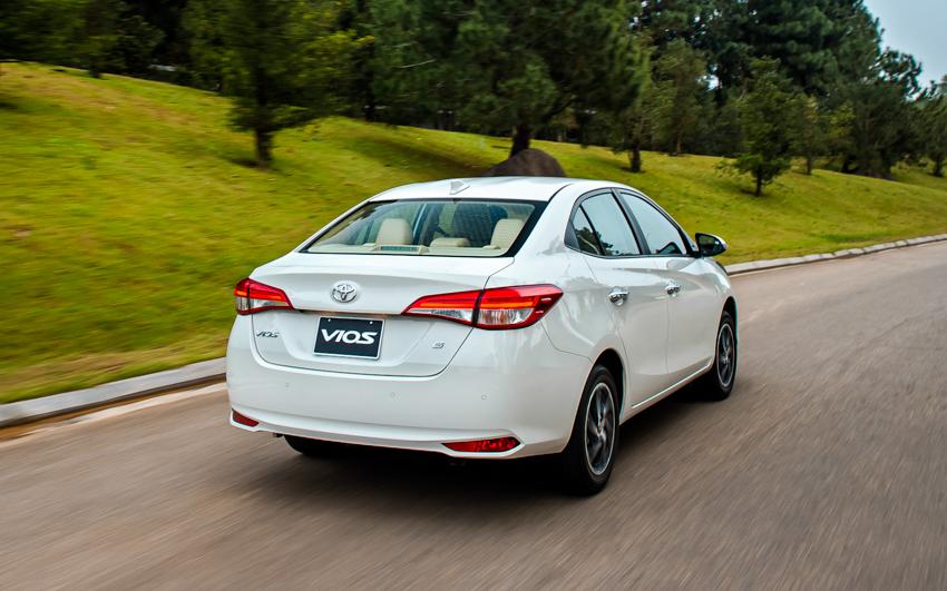 Nhận quà lớn cùng cảm hứng lái bất tận với Vios thế hệ mới của Toyota 4