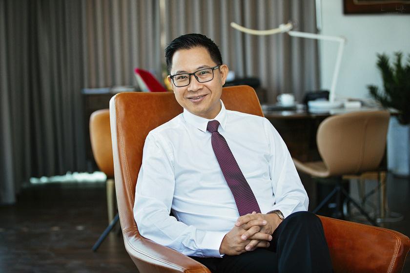 Chuyên gia Lý Quý Trung, nhà sáng lập thương hiệu Phở 24, Giáo sư thỉnh giảng Đại học Western Sydney, Australia.