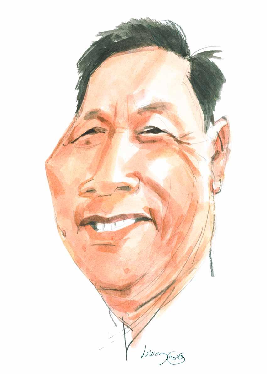 Lê Thành Chơn - Giám đốc Khách sạn Sài Gòn: 'Không bao giờ phản bội lại chính mình' - 1