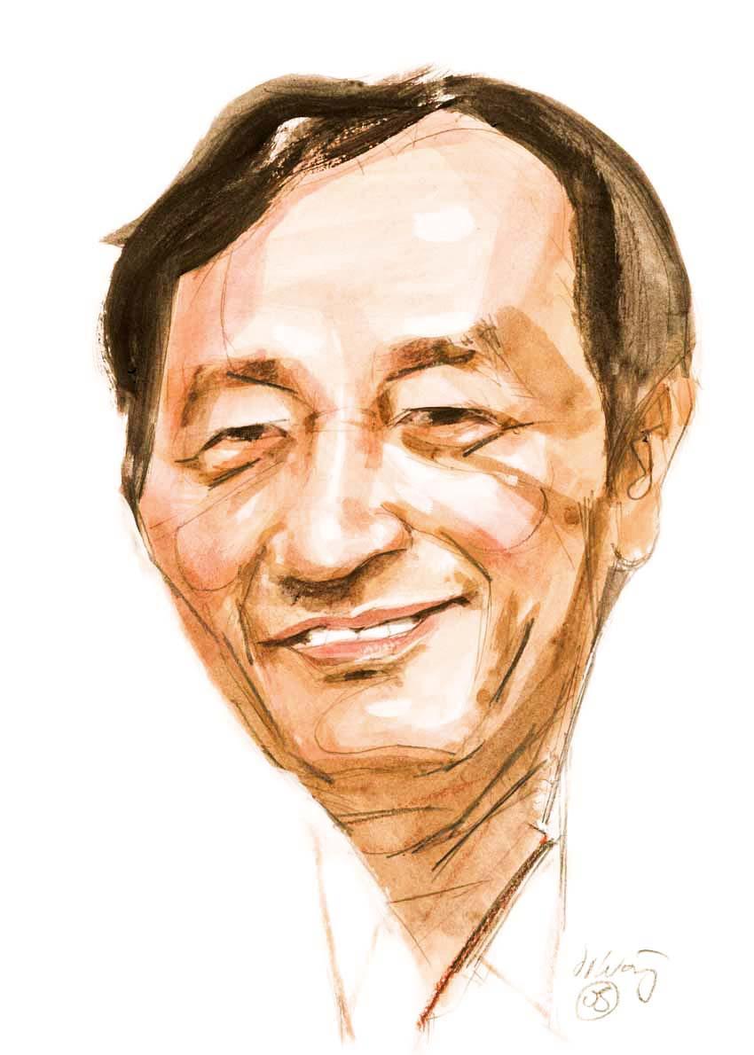 Chủ nhiệm CLB doanh nghiệp Việt kiều, Giám đốc Vabis Group Nguyễn Ngọc Mỹ: Người có số, nước có vận - 1