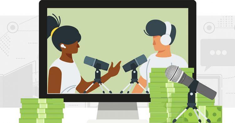 4 chuyên gia chuyên gia hàng đầu chia sẻ cách kiếm tiền với podcast