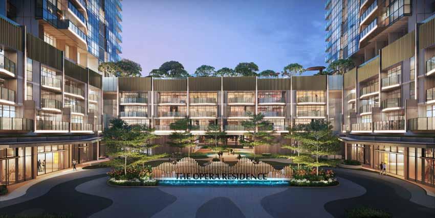 Dự án The Opera Residence nhận Giải thưởng Bất động sản Châu Á Thái Bình Dương 2021 - 1