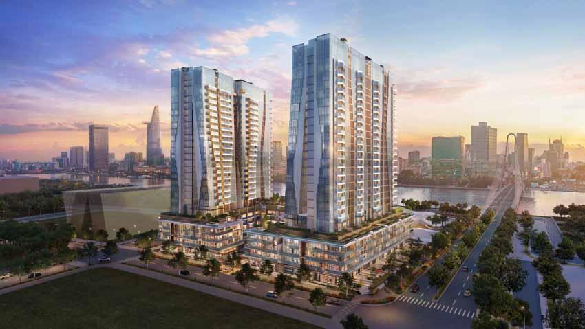 Dự án The Opera Residence nhận Giải thưởng Bất động sản Châu Á Thái Bình Dương 2021 - 2
