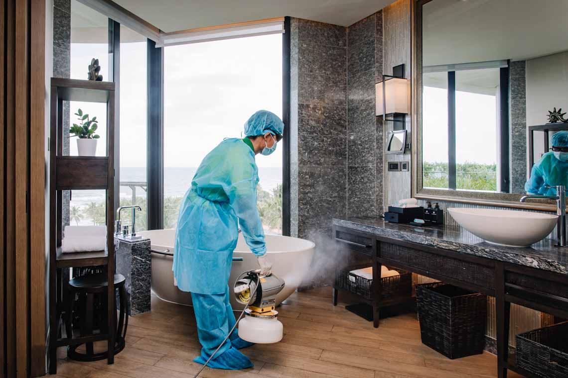 Khu nghỉ dưỡng InterContinental Phu Quoc Long Beach nâng cao chất lượng dịch vụ và tiêu chuẩn an toàn vệ sinh bằng chiến dịch toàn cầu IHG Clean Promise - 2