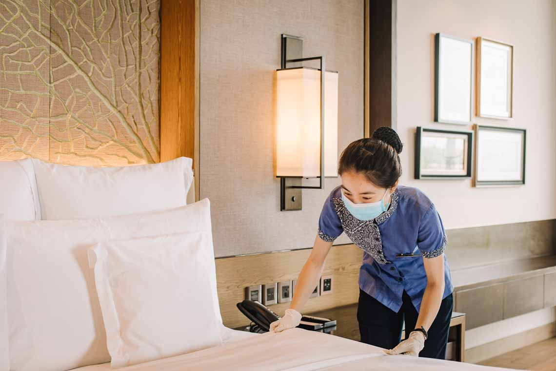 Khu nghỉ dưỡng InterContinental Phu Quoc Long Beach nâng cao chất lượng dịch vụ và tiêu chuẩn an toàn vệ sinh bằng chiến dịch toàn cầu IHG Clean Promise - 3