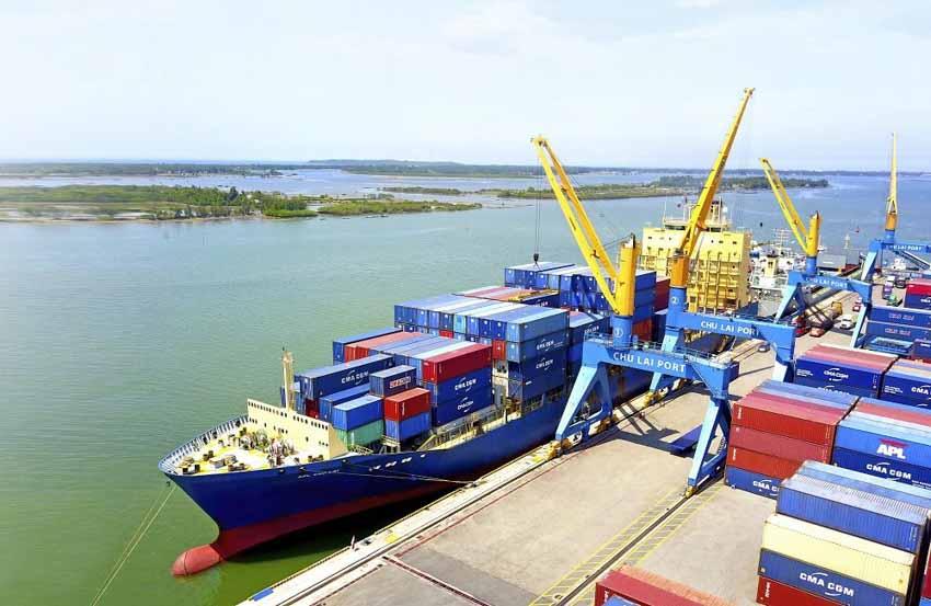 Cảng Chu Lai - Cửa ngõ xuất khẩu hàng hóa mới tại miền Trung - 3