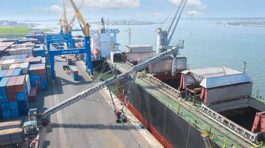 Cảng Chu Lai - Cửa ngõ xuất khẩu hàng hóa mới tại miền Trung - 4