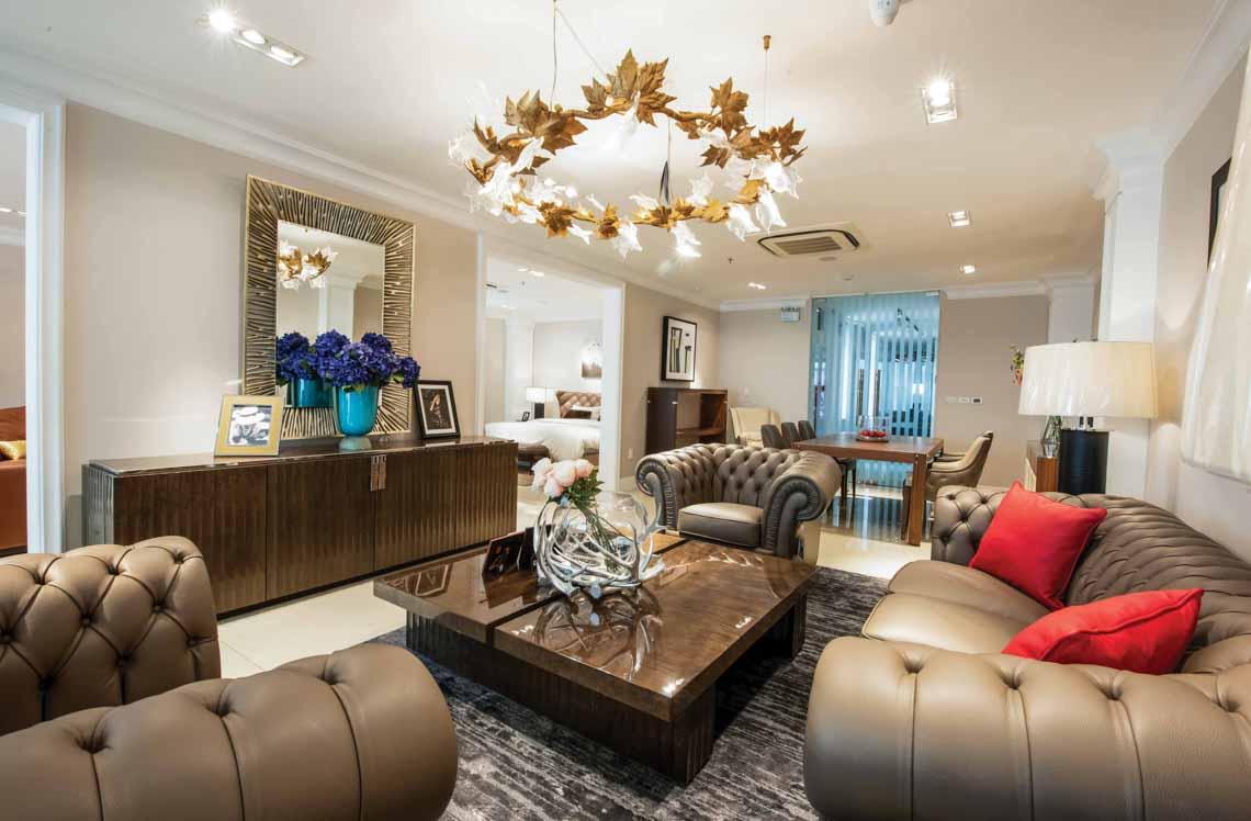 Anh Phạm Cao Đông - Tổng Giám đốc CDC Home Design Center: Đầu tư tối ưu để mang lại giá trị khác biệt cho khách hàng - 15