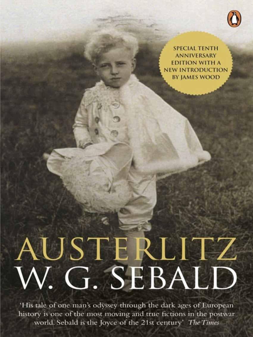 Austerlitz: Hồi ức của hồi ức của hồi ức - 2