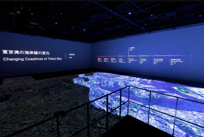 Ngỡ ngàng với mô hình thành phố Tokyo thu nhỏ tỷ lệ 1:1000 cực kỳ chi tiết được làm hoàn toàn bằng tay - 4