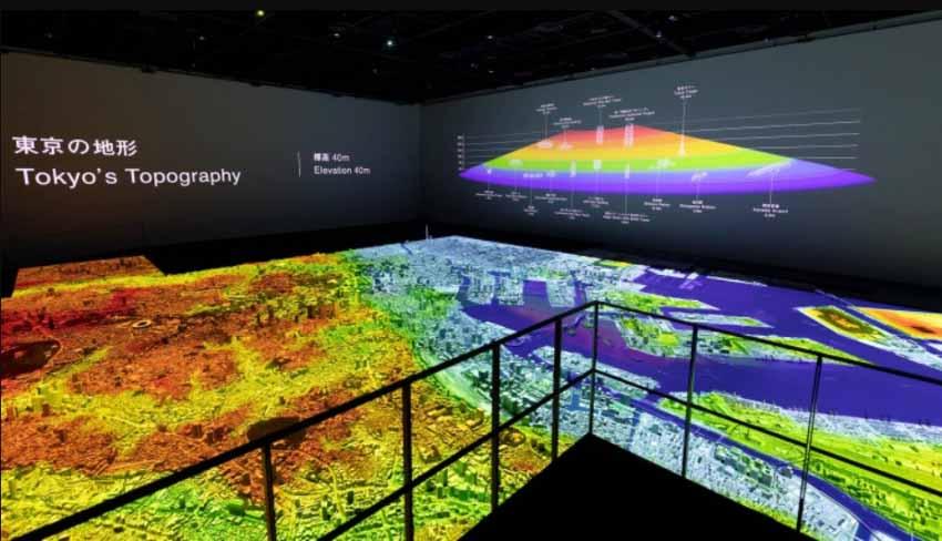 Ngỡ ngàng với mô hình thành phố Tokyo thu nhỏ tỷ lệ 1:1000 cực kỳ chi tiết được làm hoàn toàn bằng tay - 5