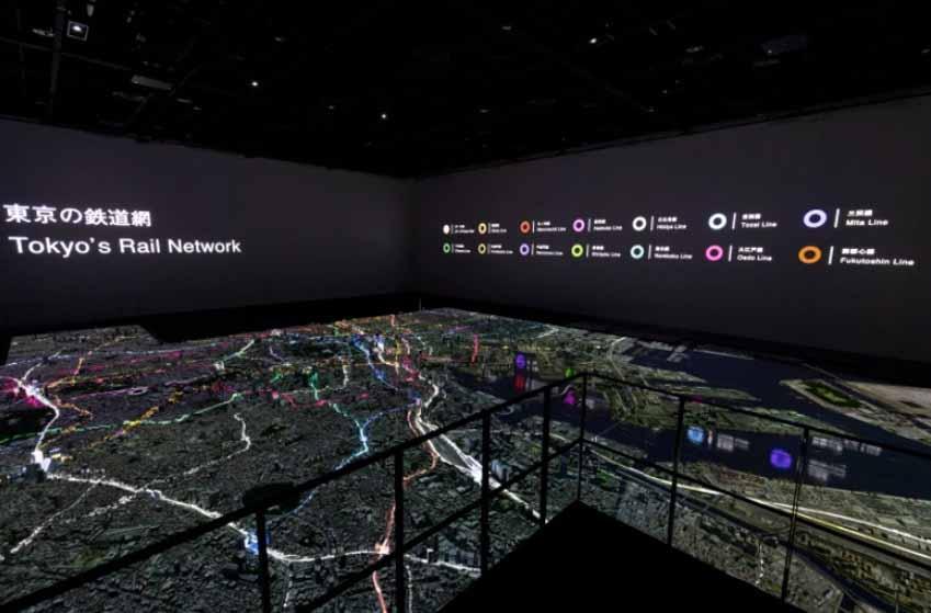 Ngỡ ngàng với mô hình thành phố Tokyo thu nhỏ tỷ lệ 1:1000 cực kỳ chi tiết được làm hoàn toàn bằng tay - 7