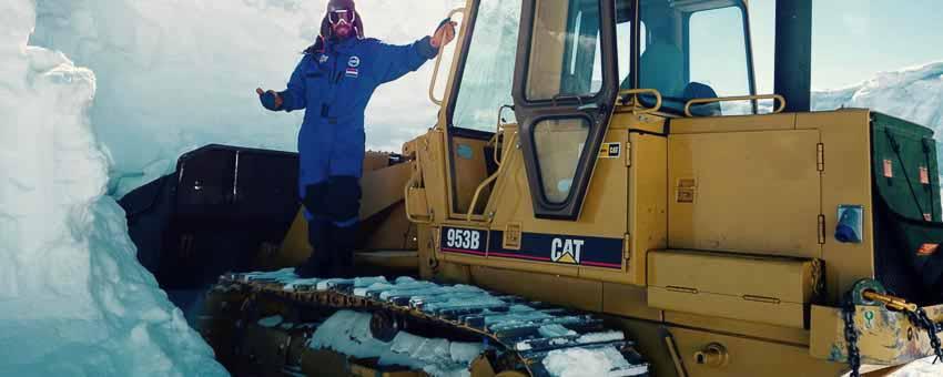 Sống một năm ở Nam cực hoang vu để nghiên cứu không gian cách ly - 2