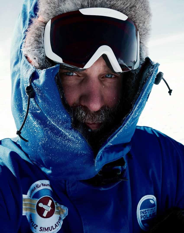 Sống một năm ở Nam cực hoang vu để nghiên cứu không gian cách ly - 3