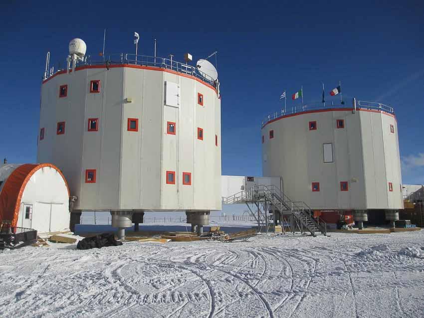 Sống một năm ở Nam cực hoang vu để nghiên cứu không gian cách ly - 6