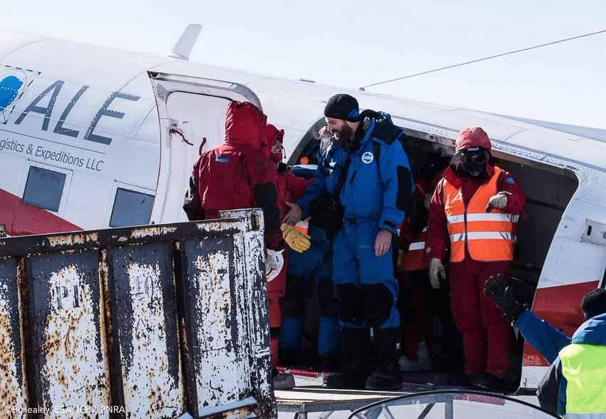 Sống một năm ở Nam cực hoang vu để nghiên cứu không gian cách ly - 7