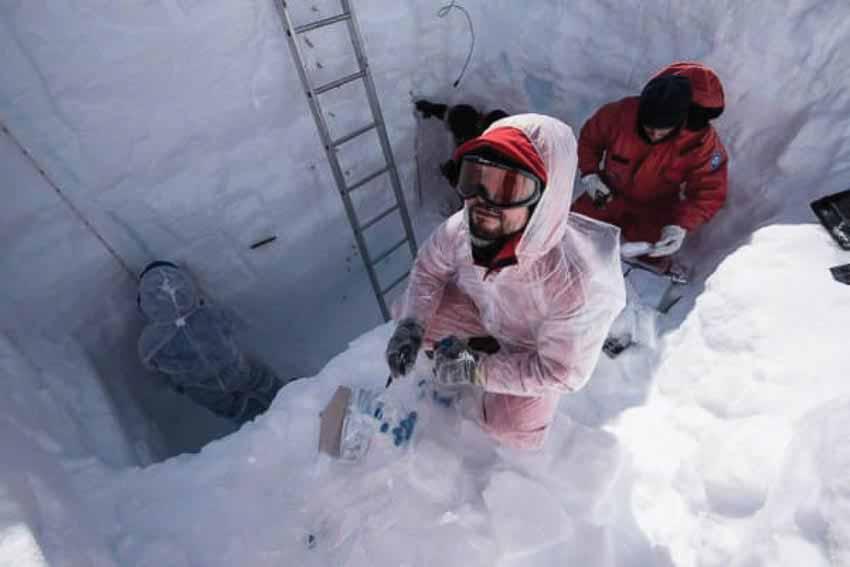 Sống một năm ở Nam cực hoang vu để nghiên cứu không gian cách ly - 8