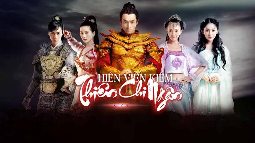 Top phim kiếm hiệp Trung Quốc được nhiều người xem nhất - 1