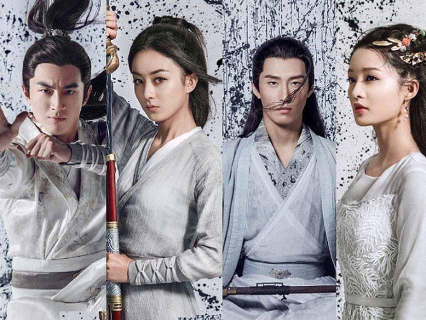 Top phim kiếm hiệp Trung Quốc được nhiều người xem nhất - 3