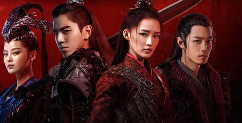 Top phim kiếm hiệp Trung Quốc được nhiều người xem nhất - 4
