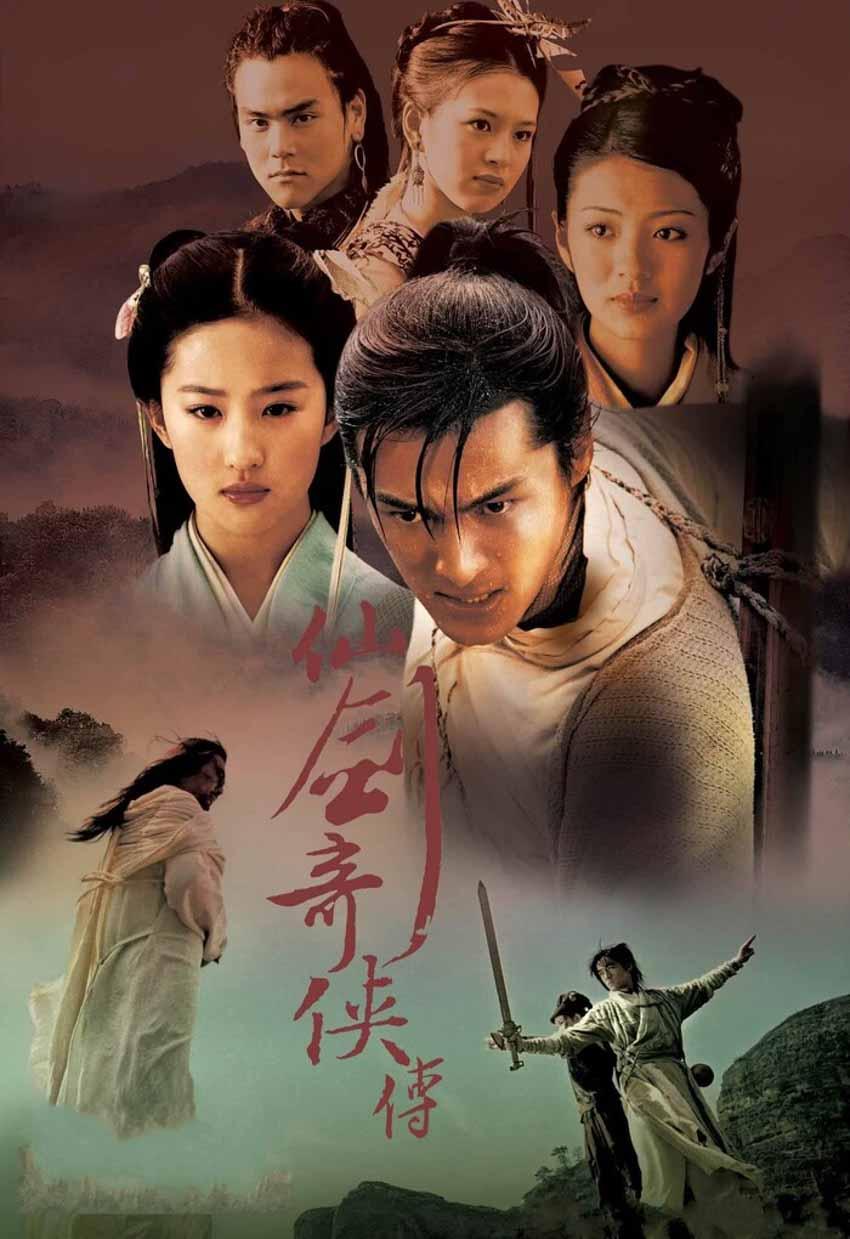 Top phim kiếm hiệp Trung Quốc được nhiều người xem nhất - 5