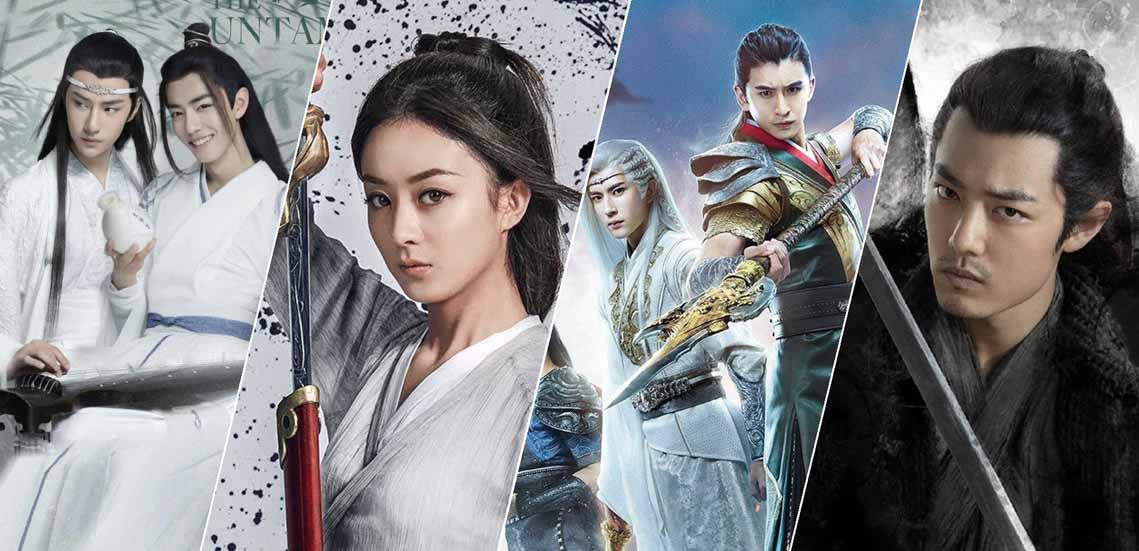 Top phim kiếm hiệp Trung Quốc được nhiều người xem nhất - 6