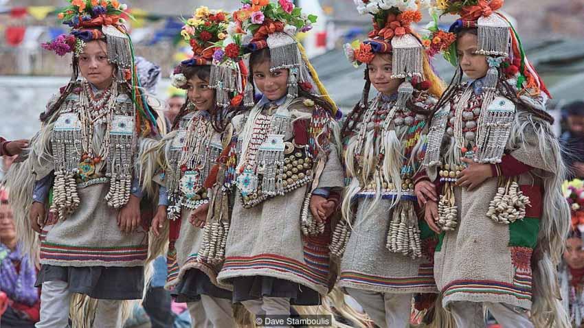 Tới Ladakh gặp gỡ những Aryan thuần huyết cuối cùng - 9
