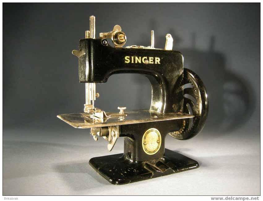 Lịch sử đệ nhất máy may Singer - 2