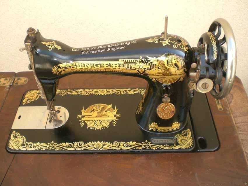Lịch sử đệ nhất máy may Singer - 4