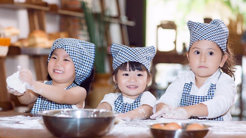 11 nguyên tắc vàng để hướng dẫn trẻ ăn uống lành mạnh - 3