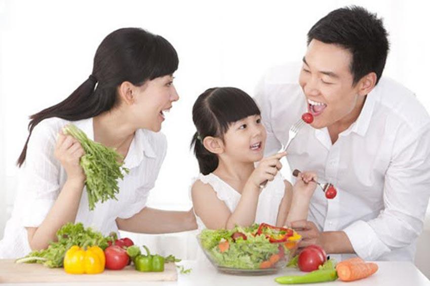 11 nguyên tắc vàng để hướng dẫn trẻ ăn uống lành mạnh - 4