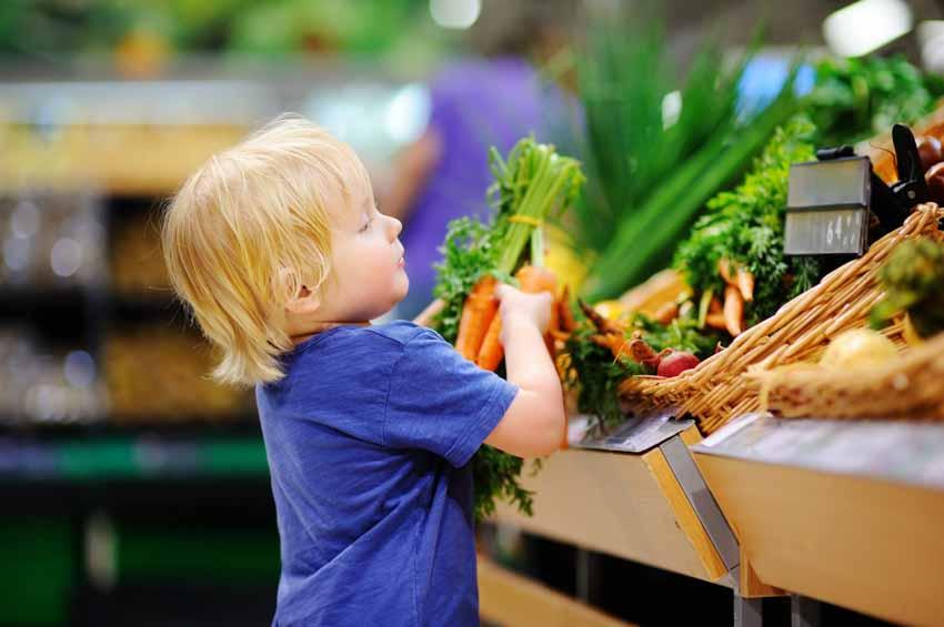 11 nguyên tắc vàng để hướng dẫn trẻ ăn uống lành mạnh - 6