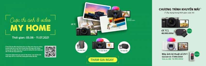 Sony Việt Nam ra mắt trang Sony Alpha trên Instagram, công bố cuộc thi 'My home' với nhiều giải thưởng hấp dẫn - 2