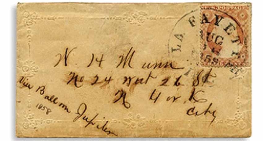 10 sự kiện thư tín bất thường trong lịch sử nước Mỹ - 8