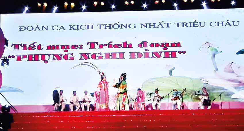 Việt kịch, Triều kịch: Di sản truyền đời của người Hoa Chợ Lớn - 4