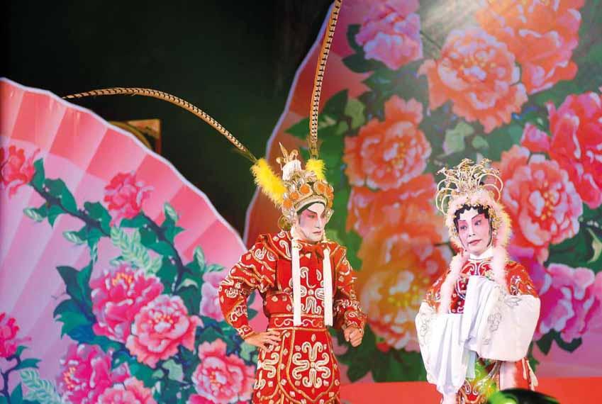 Việt kịch, Triều kịch: Di sản truyền đời của người Hoa Chợ Lớn - 6