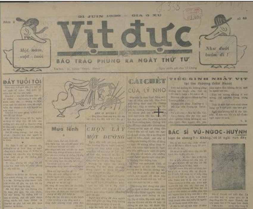 Báo cười trong làng báo Việt Nam - 3