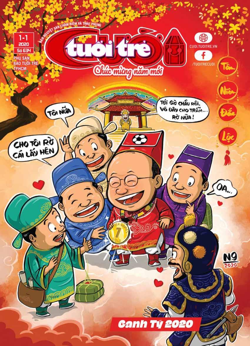 Báo cười trong làng báo Việt Nam - 4