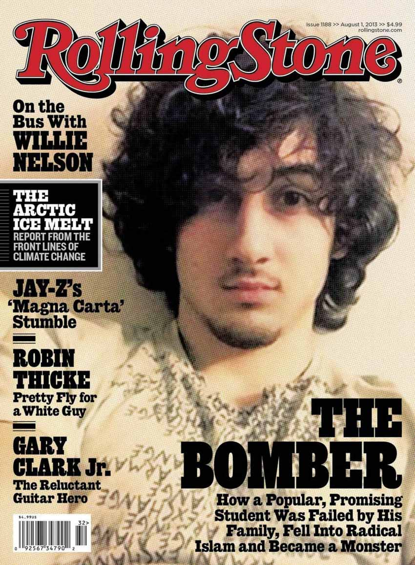 Những bìa tạp chí ghi dấu ấn lịch sử - 12