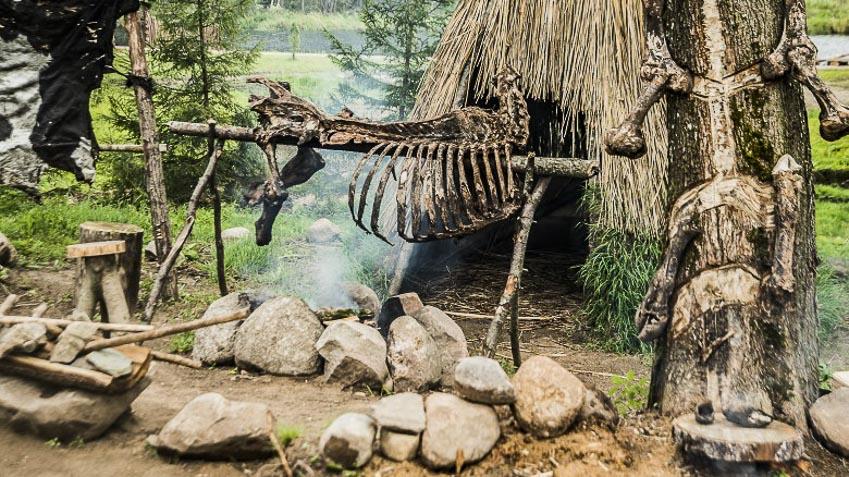 Những bộ tộc vẫn giữ nếp sống từ thời nguyên thủy - 1