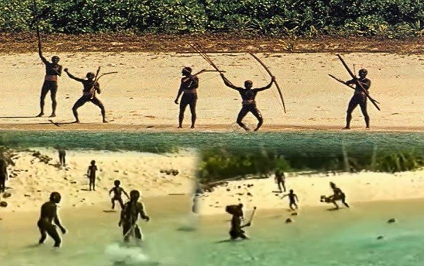 Những bộ tộc vẫn giữ nếp sống từ thời nguyên thủy - 11