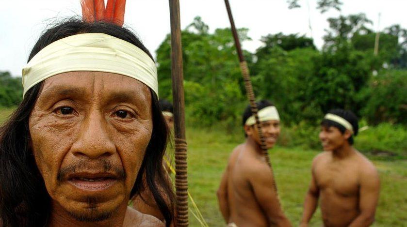 Những bộ tộc vẫn giữ nếp sống từ thời nguyên thủy - 13