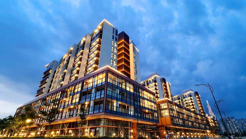 SonKim Land chính thức bàn giao The Galleria Residence - 2