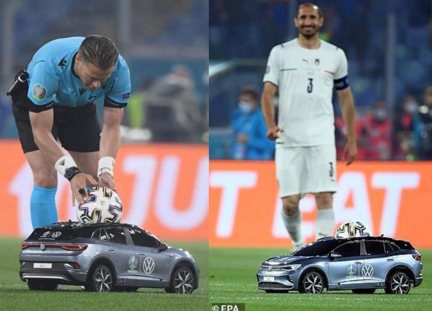 Khai mạc Euro 2020