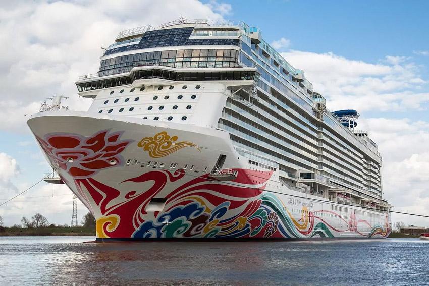 16 tàu du lịch lớn nhất thế giới năm 2021